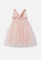 Cotton On - Izzy dress up dress - pink