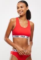 FILA - Mia bra - red