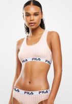 FILA - Stella bra - misty rose
