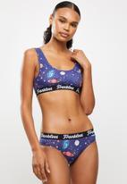 Franklees - Bikini - purple
