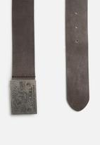 Diesel  - B-filin belt - brown