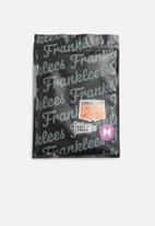 Franklees - Cheese & wine short leg trunks - peach
