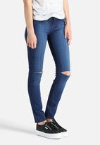 Ronald Sassoon - Low Rise Skinny Jeans