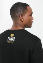 Kaizer Chiefs - Urban Edition - Amakhosi crew neck sweater - black