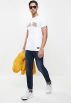 Aca Joe - Aca joe t-shirt - white