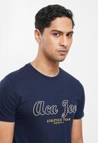 Aca Joe - Aca joe T-shirt - navy