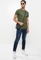 Aca Joe - Aca joe T-shirt - olive