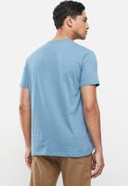 Quiksilver - Bubble jam short sleeve tee - blue
