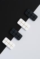Litem - Cable check holder - black