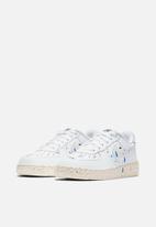 Nike - Nike force 1 lv8 3 - white/white-sail-white