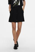 ONLY - Kappi sweat shorts - black