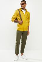 Ben Sherman - Tar zip sweat - yellow