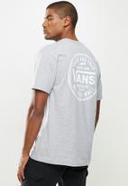 Vans - Tried and true short sleeve tee - navy