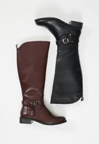 Madison® - Yolanda riding boot - burgundy
