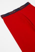 POLO - Girls tiffany active legging - red