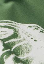 G-Star RAW - Dirik piranha swimshorts - court green piranha