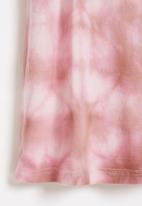 Billabong  - Dancer T-shirt dress - pink