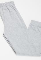Superbalist Kids - Nasa pyjama top & pants set - black & grey