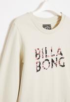 Billabong  - Summertime crew - cream