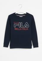 FILA - Biella sweatshirt - navy