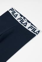 FILA - Esti leggings - navy