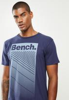 Bench - Vegas short sleeve tee - navy