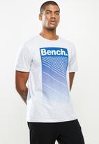 Bench - Vegas short sleeve tee - light grey