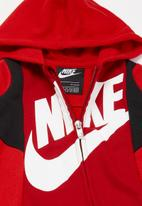 Nike - Nike boys amplify coverall - red
