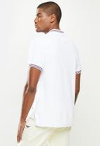 Converse - Todd snyder x converse polo shirt - white