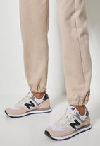 Superbalist - Track pants - stone