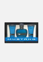 Mustang - Mustang Blue Gift Box