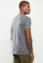 urban° - Mens urban T-shirt - grey melange
