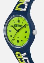 Superdry. - Urban xl racing supedry - blue