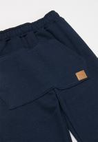 UP Baby - Baby boys sweatpants - dark blue