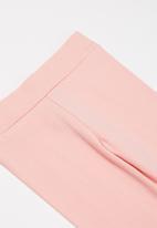 UP Baby - Girls elastane jersey legging - light pink