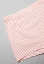 POP CANDY - Girls striipe & heart 3 pack briefs - pink