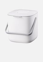 Litem - Food waste bin - white