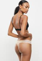 Cotton On - Party pants seamless g string 5 pack - multi