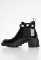 Madden Girl - Honeyy boot - black