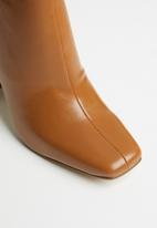 Steve Madden - Fulton boot - tan
