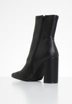 Steve Madden - Fulton boot - black