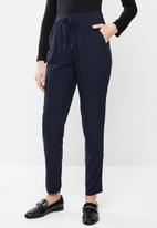 ONLY - Nova life pant solid - navy