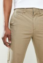 JEEP - Brio chino pants - brown