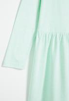POP CANDY - Girls long sleeve dress - mint