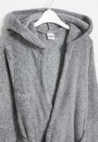 POP CANDY - Boys gown - grey