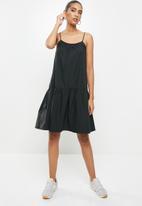 MANGO - Dress pillu - black