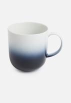 Galateo - Ombre mug set of 4-cobalt blue
