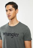 Wrangler - Kabel tee - grey