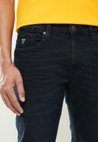 GUESS - Slim straight jeans - navy