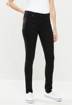 Levi's® - 711 skinny - soft black